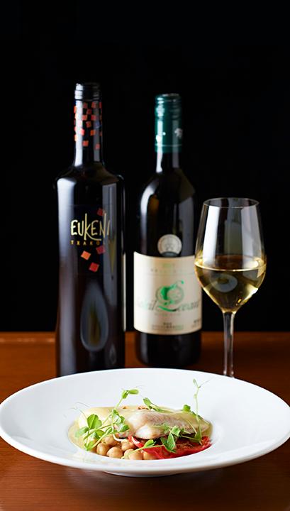 エウケニ チャコリ 月山ワイン ソレイユ ル ヴァン